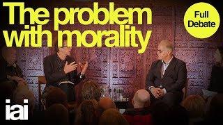 The Problem with Morality | Full Debate | Paul Boghossian, Michael Ruse, Naomi Goulder