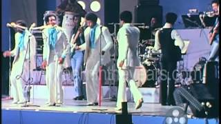 "The Temptations- ""Papa Was A Rollin"