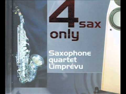 Toccata & Fugue in D Minor (played by Saxophone Quartet)