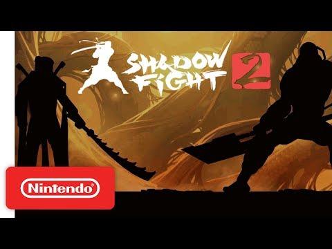 Shadow Fight 2 - Launch Trailer - Nintendo Switch