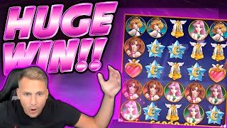 HUGE WIN!! Moon Princess BIG WIN!! Online Slot from CasinoDaddy Live Stream