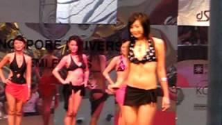 Miss Singapore Universe 2008 Semi  Final Swimsuit Part 4