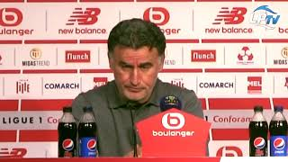 VIDEO: Galtier tranche sur la question de la 2e place