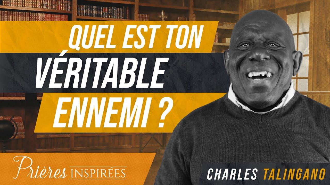 LA PEUR dans ta vie : Le véritable ennemi de l'Église ! - Prières inspirées - Charles Tali...