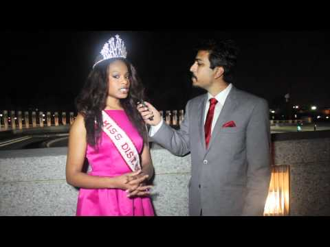 America's Miss DC 2012  with The Cheeky Style