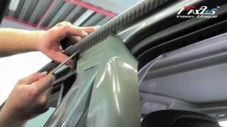 видео Крыша со стойками БМВ Х5 Е53