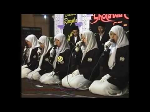 Bi Ismillah Badeena - Imad Rami   Festival Al Banjari Se-Jatim   Al Aziz   Jombang