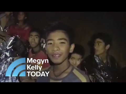 Megyn Kelly Roundtable Discusses The Latest Details Of Dramatic Thailand Rescue | Megyn Kelly TODAY