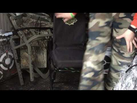 GUIDE GEAR SWIVEL CHAIR (BEST HUNTING CHAIR)