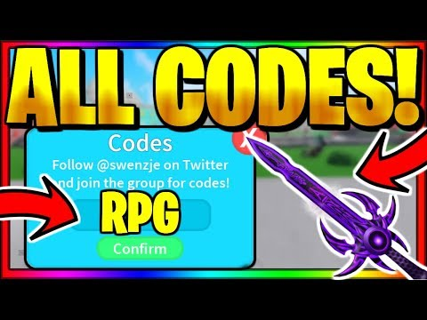 *ALL* SECRET OP WORKING CODES! Roblox RPG Adventures