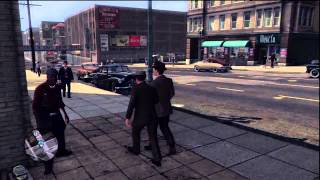 LA Noire: Traffic Free Roam