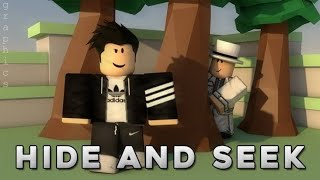 ROBLOX: HE DIDN'T SEE ME THERE!