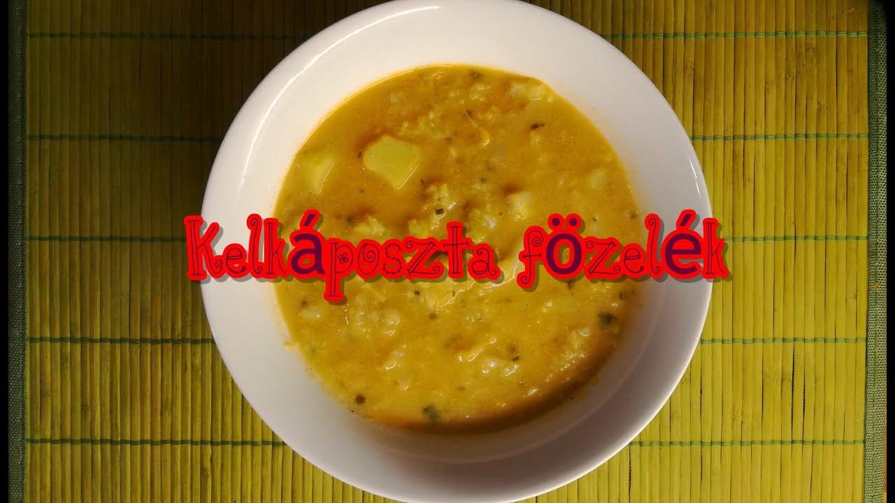 Kelkáposzta főzelék recept Hagyományos kelkáposzta főzelék
