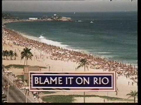 Blame It On Rio (1984) Roadshow Home Video Australia Trailer