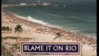 Blame It On Rio (1984) Roadshow Home Video Australia Trailer