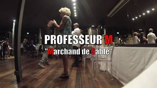 hypnose spectacle professeurM