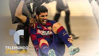 Filtran que el Barcelona busca un delantero para reemplazar a Luis Suárez | Telemundo Deportes