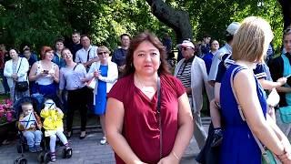 На день ВМФ 2017.Кронштадт
