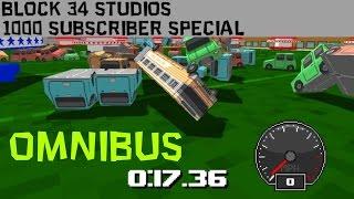 1000 Subscriber Special!! Block 34 Studios Plays: Omnibus