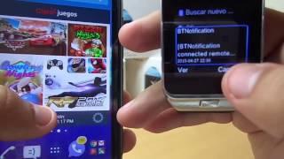 Smartwatch ZGPAX S29 Características en español