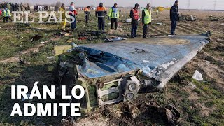 Irán admite que derribó por error el avión ucranio en el que fallecieron 176 personas