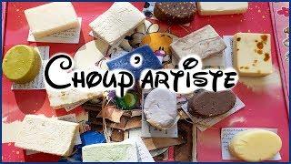 Choup'artiste - Le royaume des odeurs divines nous accueille \o/