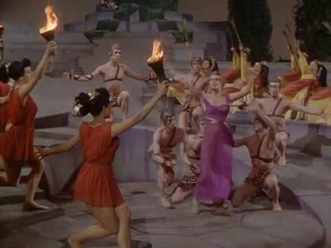 Greek Ballet. Directed and choreographed by Jack Cole.