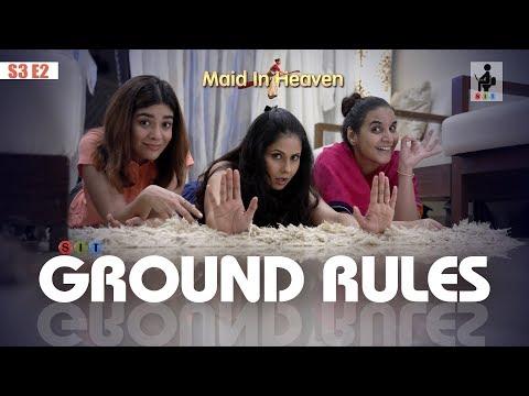 SIT | Maid In Heaven | GROUND RULES | S3E2 | Chhavi Mittal | Shubhangi Litoria | Pooja Gor