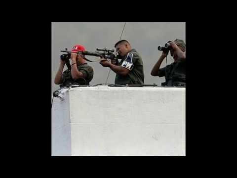 Fotos de las Protestas y enfrentamientos en Venezuela (10 de abril 2017)