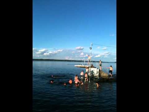 Ali Diving in Finland