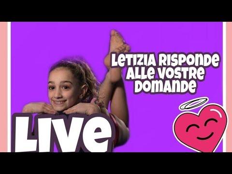 Letizia Saronni risponde alle vostre domande-Centro Sport Bollate Ginnastica Artistica 12.1.2019