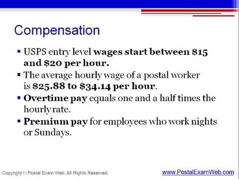 USPS Employment Benefits