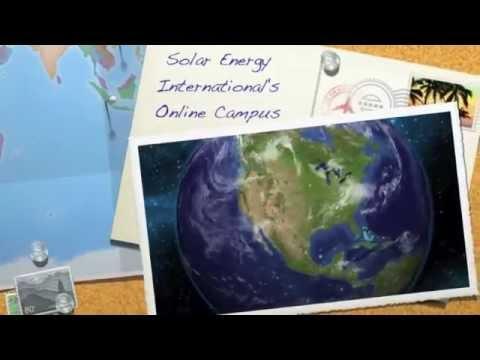 Online Solar Training - Solar Energy International's Online Campus