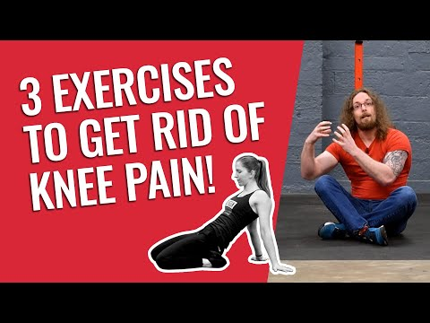 Bad Knees? Try These 3 Exercises - No Equipment Needed!
