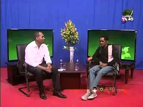 Oromo Music   Hachalu Hundessa   Interview...