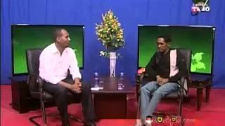 Oromo Music   Hachalu Hundessa   Interview part1 of 5