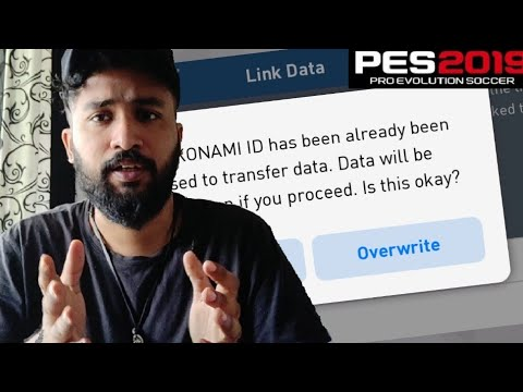 Overwritten? How To Get Back Your Team? - PES Mobile