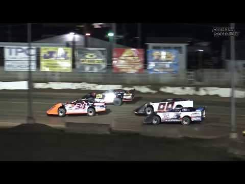Fremont Speedway 602 Late Model Feature - 9/15/17