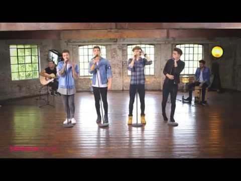 Union J - Tonight (We Live Forever) - EXCLUSIVE Live Session
