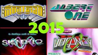 Mix al estilo de Montarbo, Albert One, Skandalo y Vacancy 2015