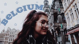 first solo traveling trip to belgium!!! | study abroad