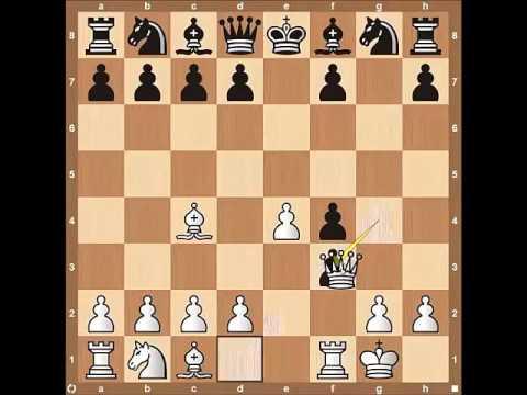 7 افتتاحيات شرسة chess opening