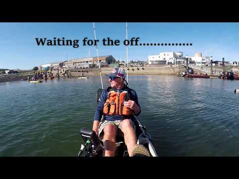 Ocean Kayak Classic 2018, Plymouth UK.