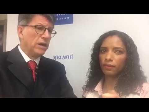 Informe de Human Rights Watch sobre Buenaventura