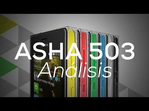 [Review] Nokia ASHA 503 (en español)