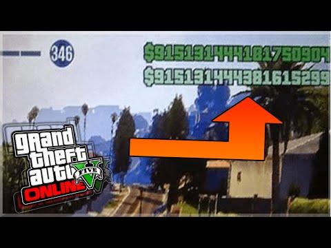 Obtenir 1,000,000,000 de dollars GRATUITEMENT sur GTA5 Online !! toutes les 2 minutes