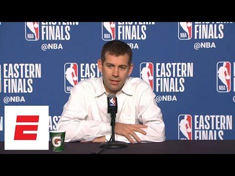 Brad Stevens jokes about Kobe Bryant's 'Detail' episode on Jayson Tatum | ESPN