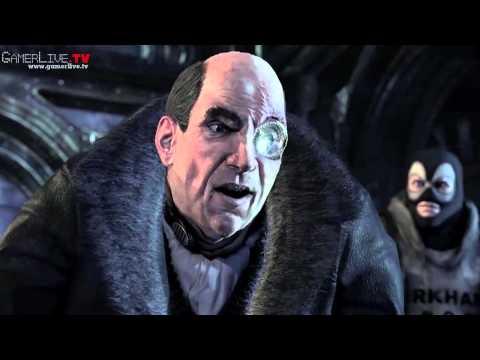 Rocksteady Studios Batman Arkham City Interview