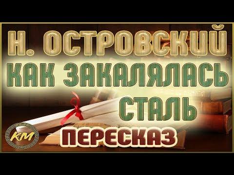КАК закалялась СТАЛЬ. Николай Островский