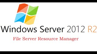 How to Install FSRM in Windows server 2012 r2 (part 1)